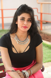 Telugu Actress Harini Stills at Dhyavudaa Movie Teaser Launch  0285.JPG