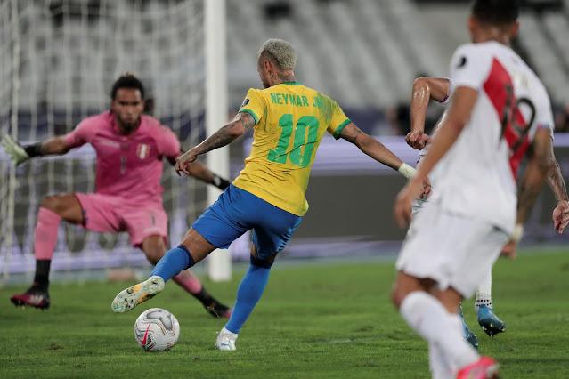 Nicolas Otamendi Vs Neymar