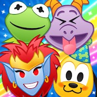 Disney Emoji Blitz with Pixar Apk Mod