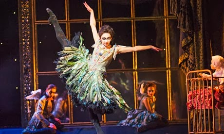 Matthew Bourne S The Red Shoes At The Ahmanson