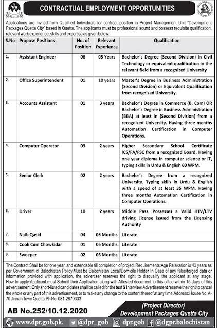 planning-development-department-quetta-jobs-2020-application-form
