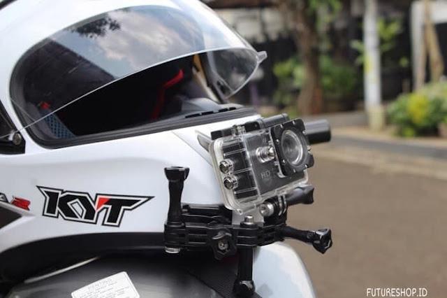 Motor bekas untuk motovlog - inuk motovlog