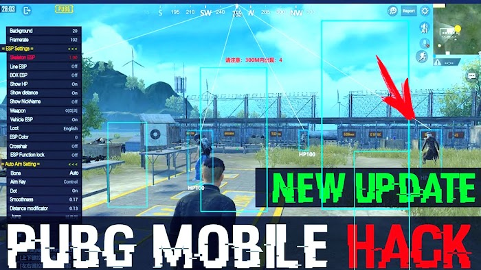 Download Hack PUBG  PC - FREE VIP LEGION HACKS & BYPASS LATEST - AIMBOT NEW
