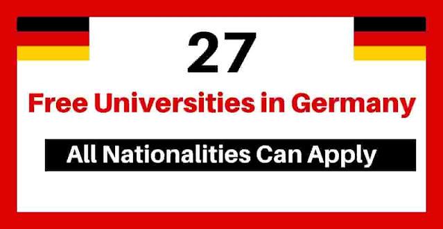 هام للطلاب العرب تعرف على 27  من الجامعات المجانية في ألمانيا 2020 | التعليم المجاني