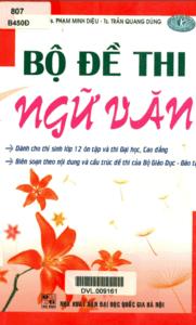 Bộ Đề Thi Ngữ Văn - Phạm Minh Diệu