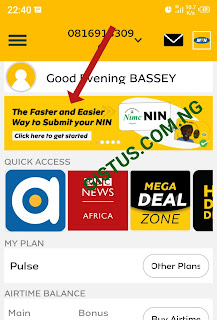 How to link your NIN with your Airtel, MTN, GLO and 9mobile simcard to avoid being blocked by NCC