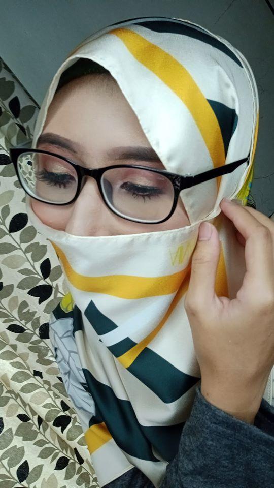 Shawl premium silk, cara penjagaan Shawl jenis silk, silk shawl