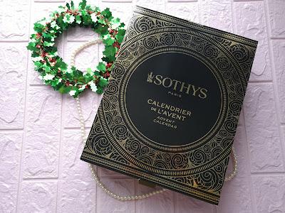 【超高質聖誕禮物】Sothys 聖誕驚喜倒數月曆2020