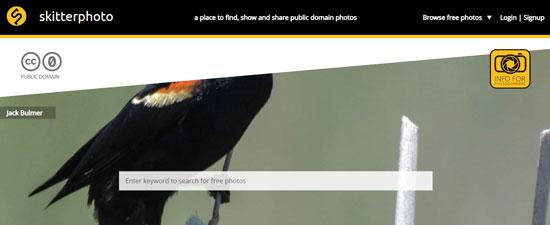 situs penyedia gambar gratis berlisensi cc