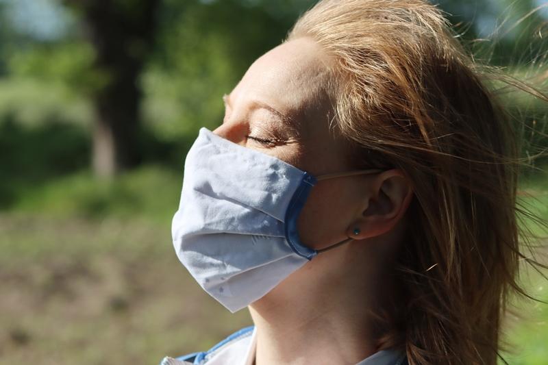 Yaz sıcak, maske terletiyor ama…