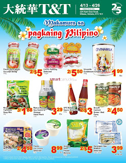 T&T Supermarket Flyer April 20 - 26, 2018