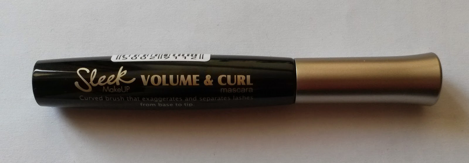 Mascara sleek Volume & curl