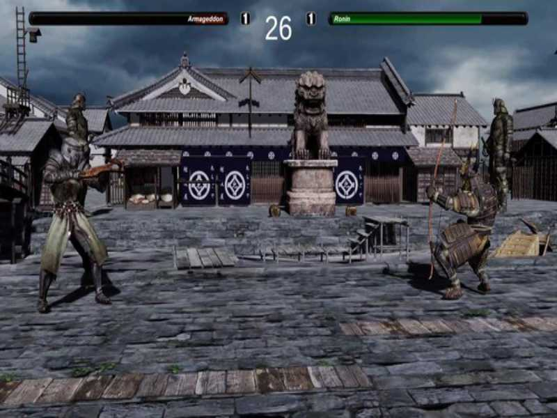 Download Warrior Fighter Game Setup Exe