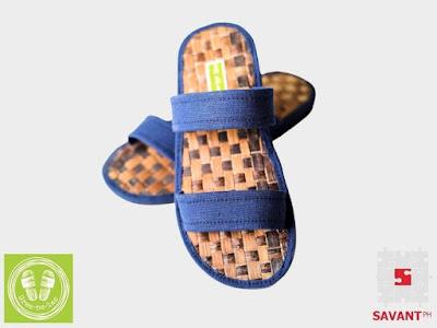 Banig Double Strap Fit Flops (Unisex)