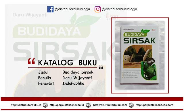 Budidaya Sirsak