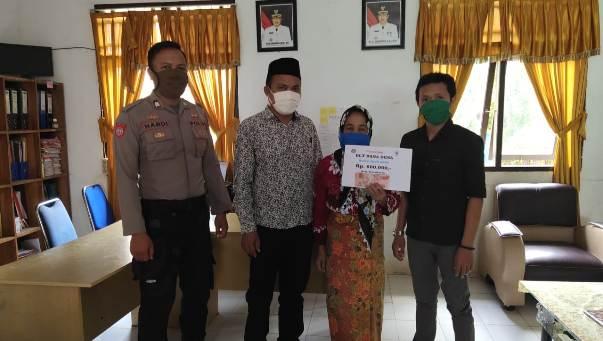 Salurkan BLT Dana Desa Tamalanrea, Awalauddin Sebut Ini Wujud Kepedulian Pemerintah Terhadap Rakyatnya