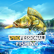 Professional Fishing MOD v1.36 [Unlimited Money/Gold/Coins]