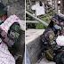 Pulis sa Benguet, Naging Instant Baby Sitter Habang Namamalengke ang Ina ng Sanggol!