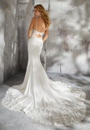 14 Affordable White Wedding Dress Design Ideas For The Special Day