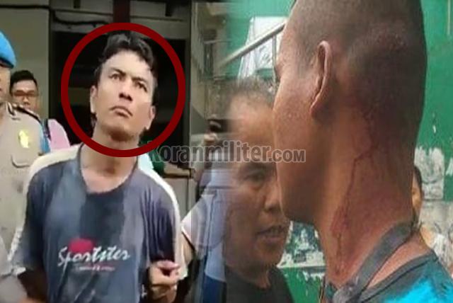 Prajurit TNI Dianiaya Preman Saat Belanja, Pelaku: Tembak Aja Aku
