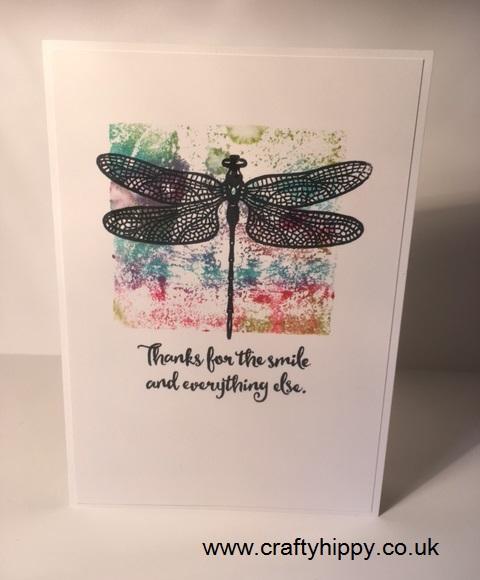 Dragonfly Dreams, Stampin' Up!