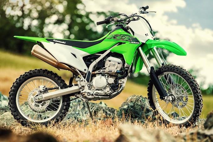 8 Fatos Rápidos sobre a nova Kawasaki KLX300R 2020
