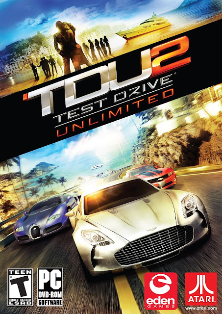 Test Drive Unlimited 2 Download Free PC Game