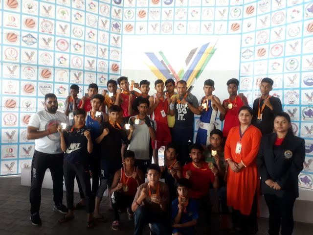 20 boxers of the Golden Academy showed their fond memories, welcome to Mirzapur