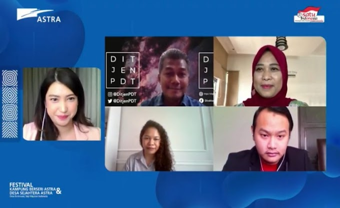 Festival Kampung Berseri Astra dan Desa Sejahtera Astra, Desa Berinovasi Siap Majukan Indonesia