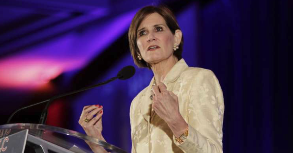 'I Can Die Happy Now' with Trump Job Performance, Declares Mary Matalin