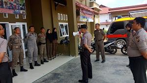 Polisi Datangi Kantor Sat Pol PP Tebo