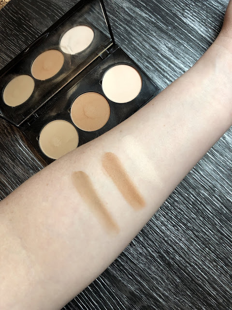 Cheekbone Beauty Earth Palette (Contour/Bronzer) Review and Swatches