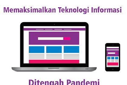 Memaksimalkan Teknologi Informasi DiTengah Pandemi - Membuat Toko Online