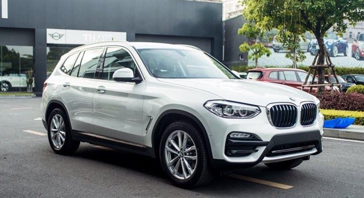 Sau X1, BMW X2 và X3 giảm giá kỷ lục 330 triệu đồng tại Việt Nam