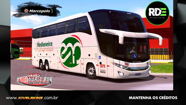 PARADISO G7 1600 LD - VIAÇÃO MEDIANEIRA