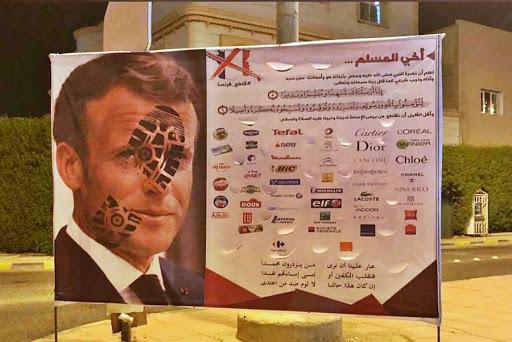 Balas Sentimen Anti-Islam, Supermarket di Negara-Negara Arab Boikot Produk Prancis