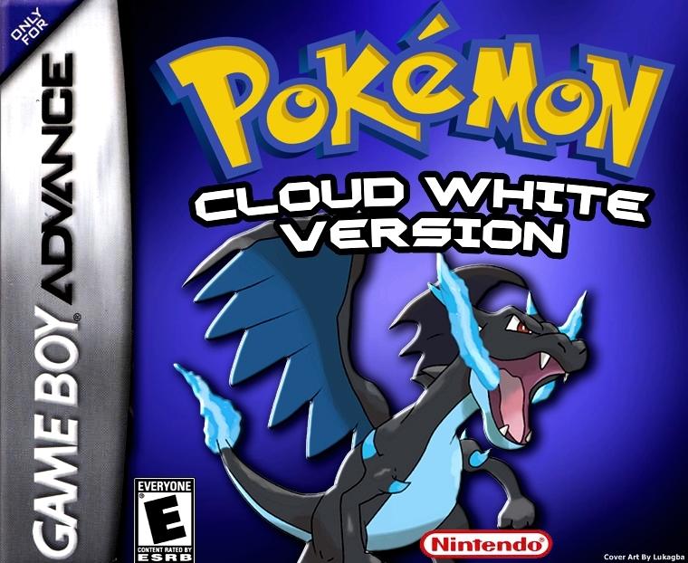 Pokemon Cloud White