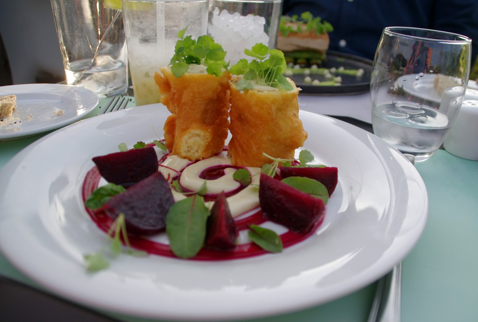 POINT a Restaurant Cod Main Course