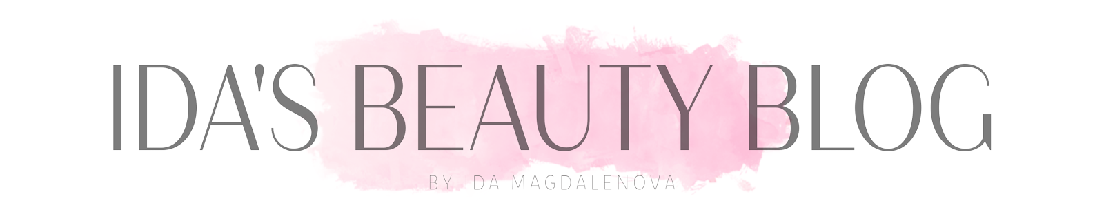 Ida's Beauty Blog