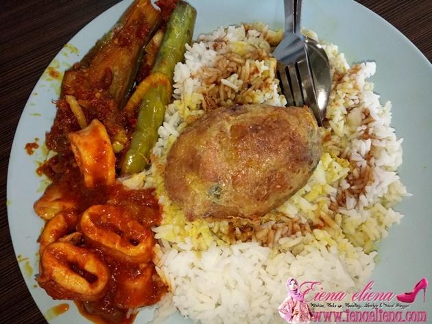Food Court UTC Pudu
