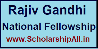 Rajiv Gandhi National Fellowship