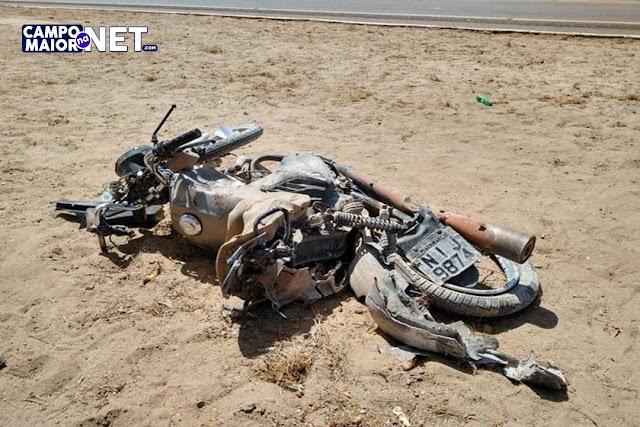 Três pessoas morrem em grave colisão na BR-407, Sul do Piauí