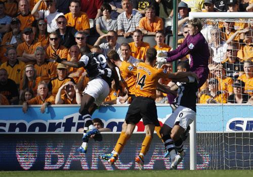 Wolves Vs Newcastle: Home Of Football Stars: Wolves Vs Newcastle United New