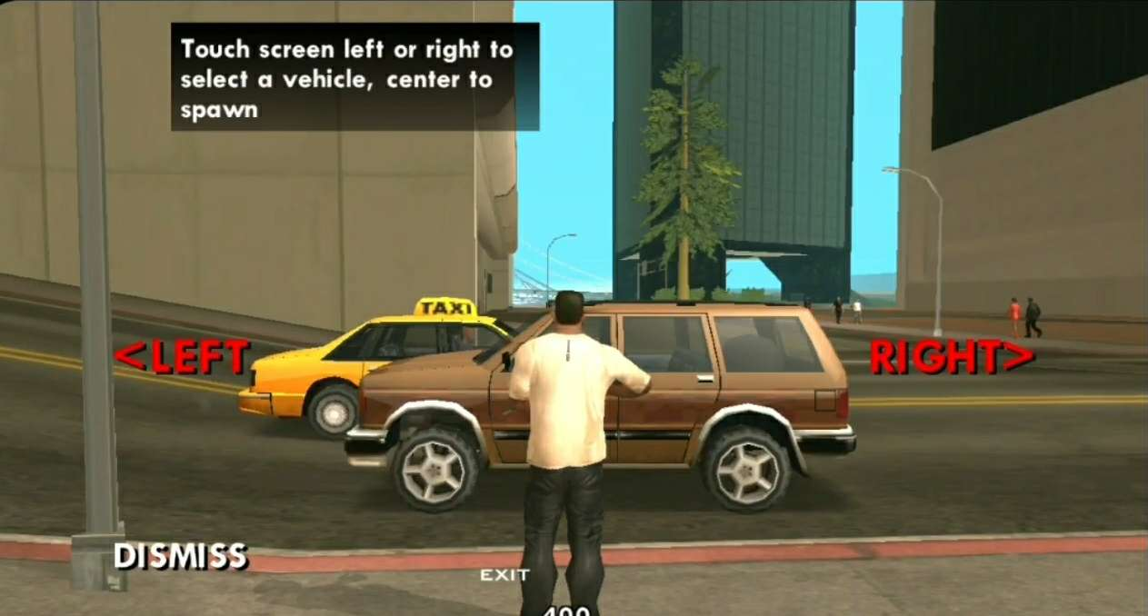GTA SA Lite For Android Size Kecil 150mb Support All OS