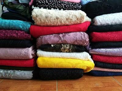 Cửa Hàng Vải Ký Long Khánh Cập Nhật Vải Ren Chỉ, Ren Thêu May Váy Đầm Đi Tiệc tại Đồng Nai
