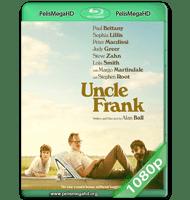UNCLE FRANK (2020) WEB-DL 1080P HD MKV ESPAÑOL LATINO