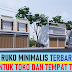 3 Desain Ruko Minimalis Untuk Toko dan Tempat Tinggal