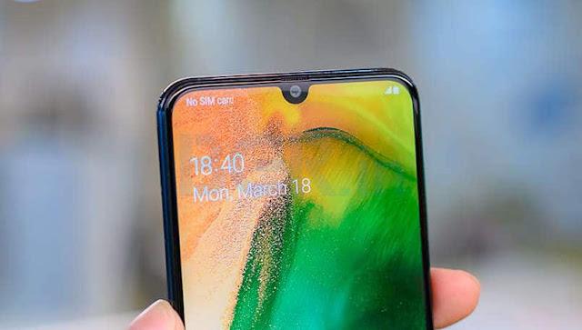 RAM Samsung Galaxy A30