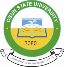 Osun State University (UNIOSUN) Pre-Degree Admission Form