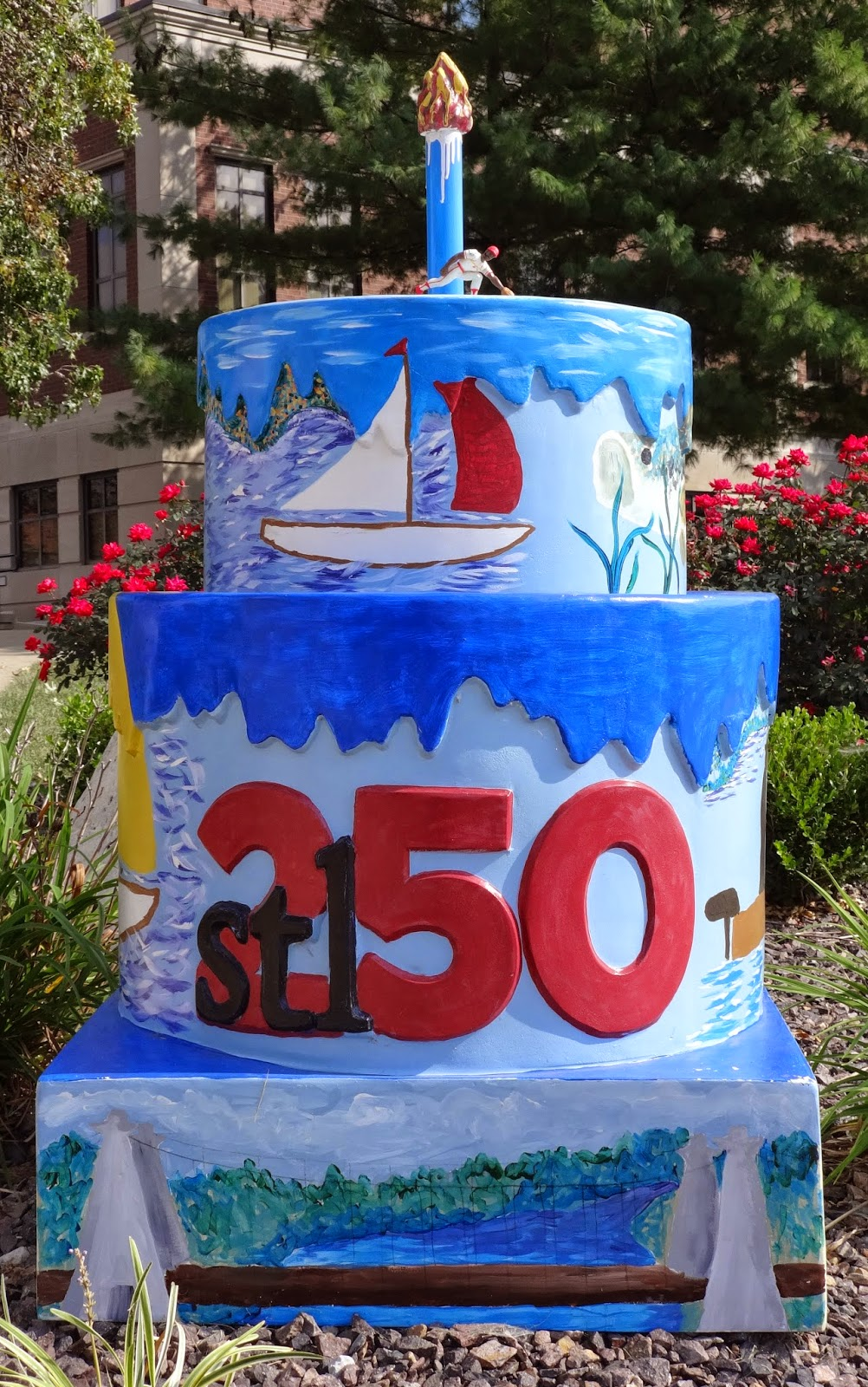 St  Louis: 250 Years, 250+ Cakes  Here we go    : #86